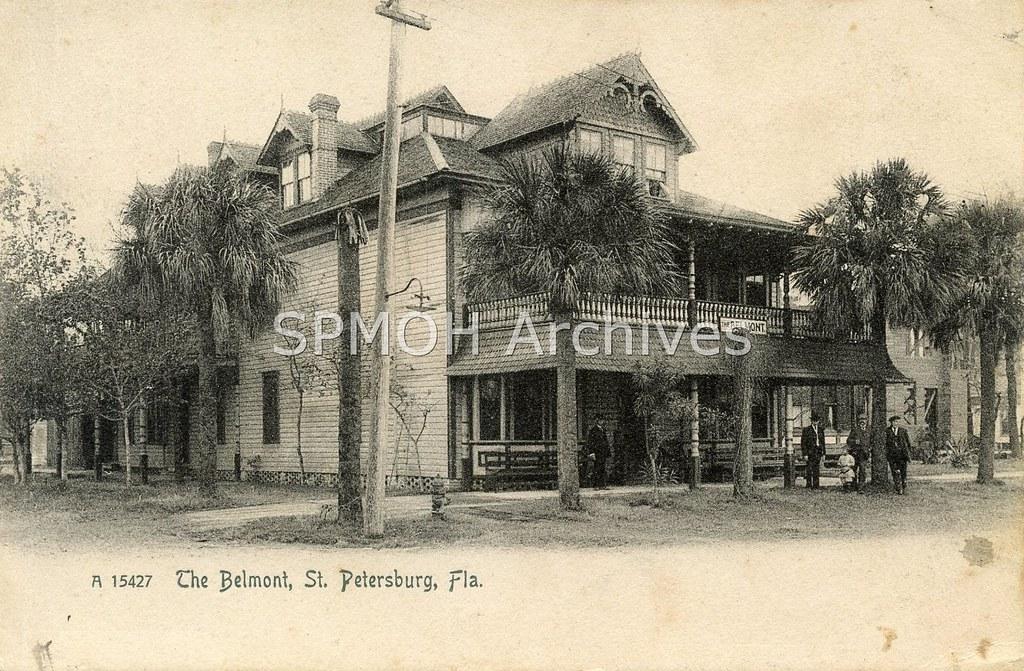 Belmont Hotel St Petersburg Florida
