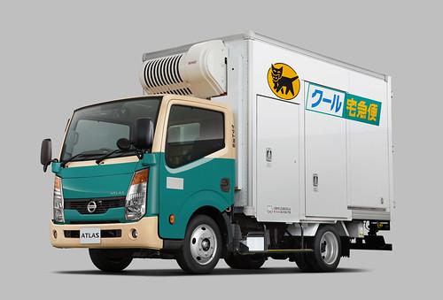 ヤマト運輸株式会社向けモニター車