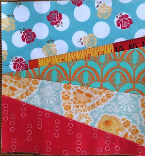 And Sew On BOM January - A Finish! | by nautistitcher