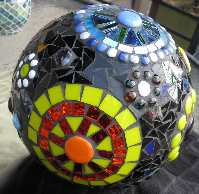 Bowling ball art flickr