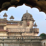 Le Jehangir Mahal (Orchha)