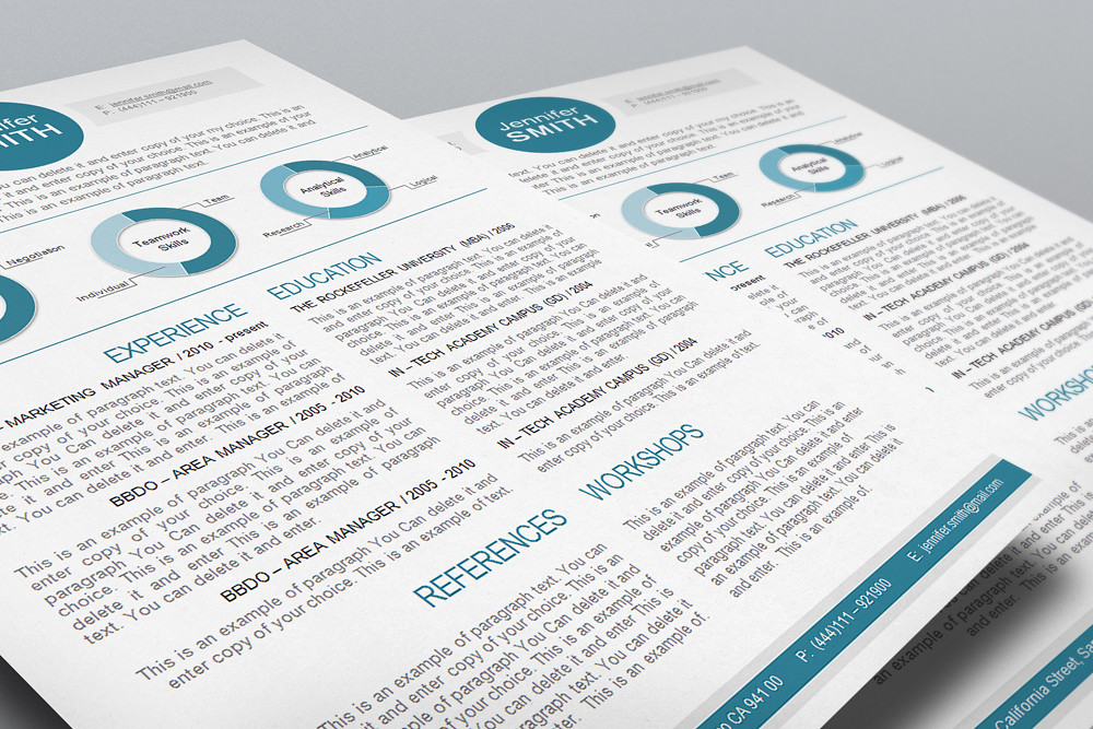 cv template cv cover letter templates ready to edit an
