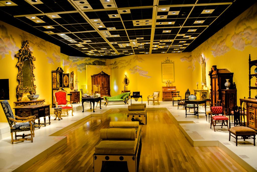 ... Antique Furniture at Denver Art Museum - Denver Colorado | by mbell1975 - Antique Furniture At Denver Art Museum - Denver Colorado Flickr