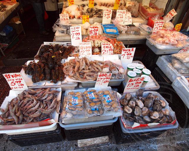 Chinatown fish market manhattan new york city jag9889 for City fish market