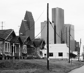 Skylines, Houston, Texas 1302101404BW | by Patrick Feller