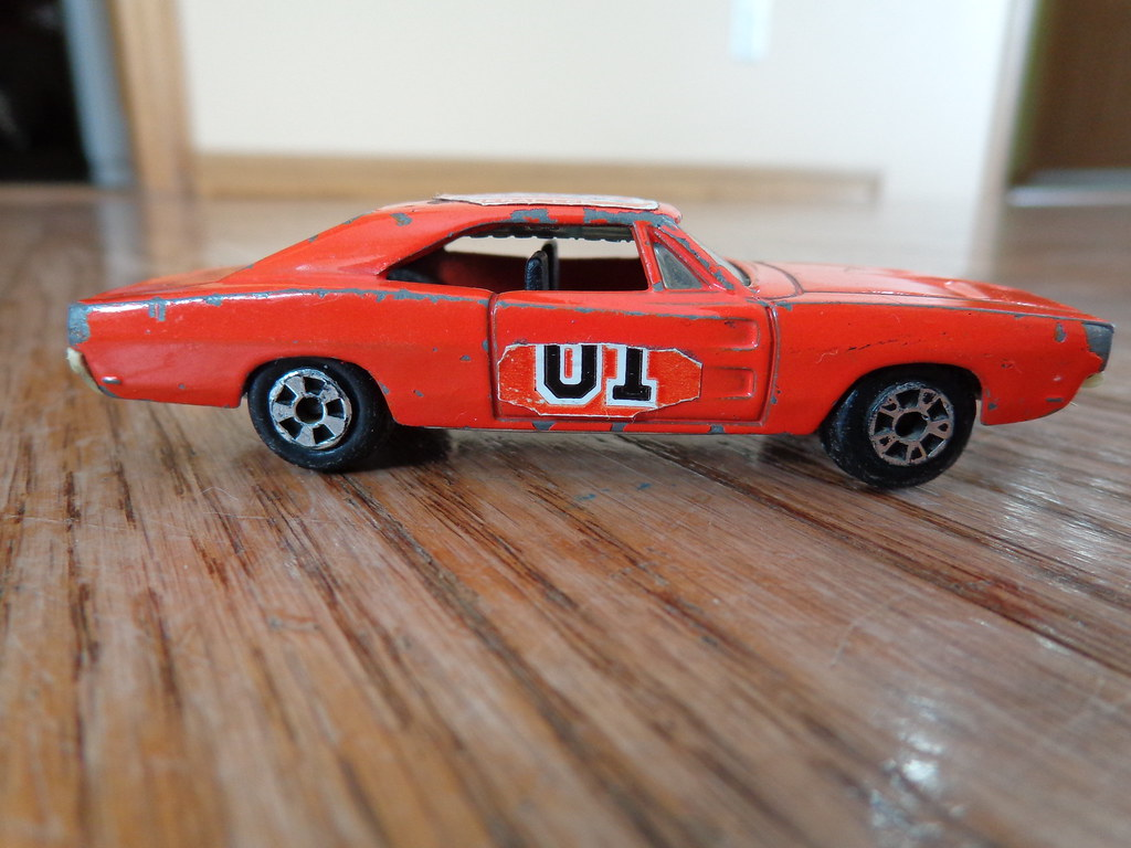 Dukes of Hazzard Toy Car | Old cars, trucks and toys from 19… | Flickr