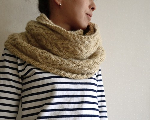 Walnut Snood | by roko20