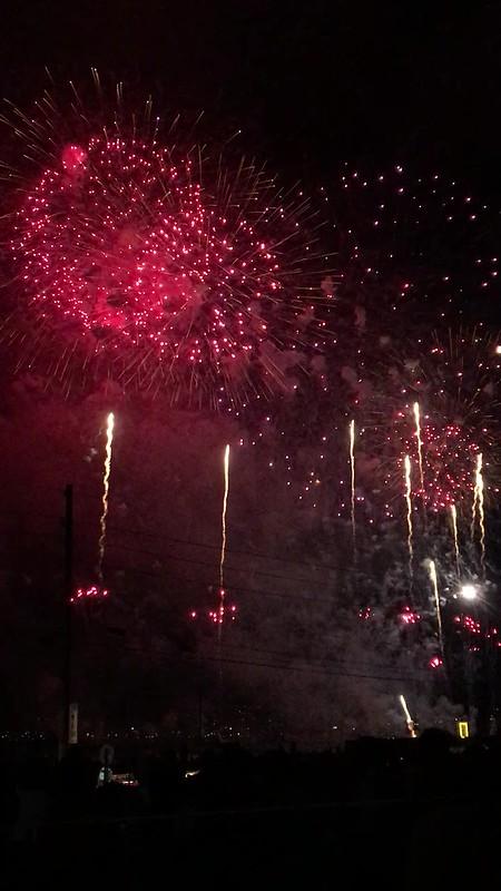 宇宙戦艦ヤマト Suwako-Lake Fireworks Festival 2016 71
