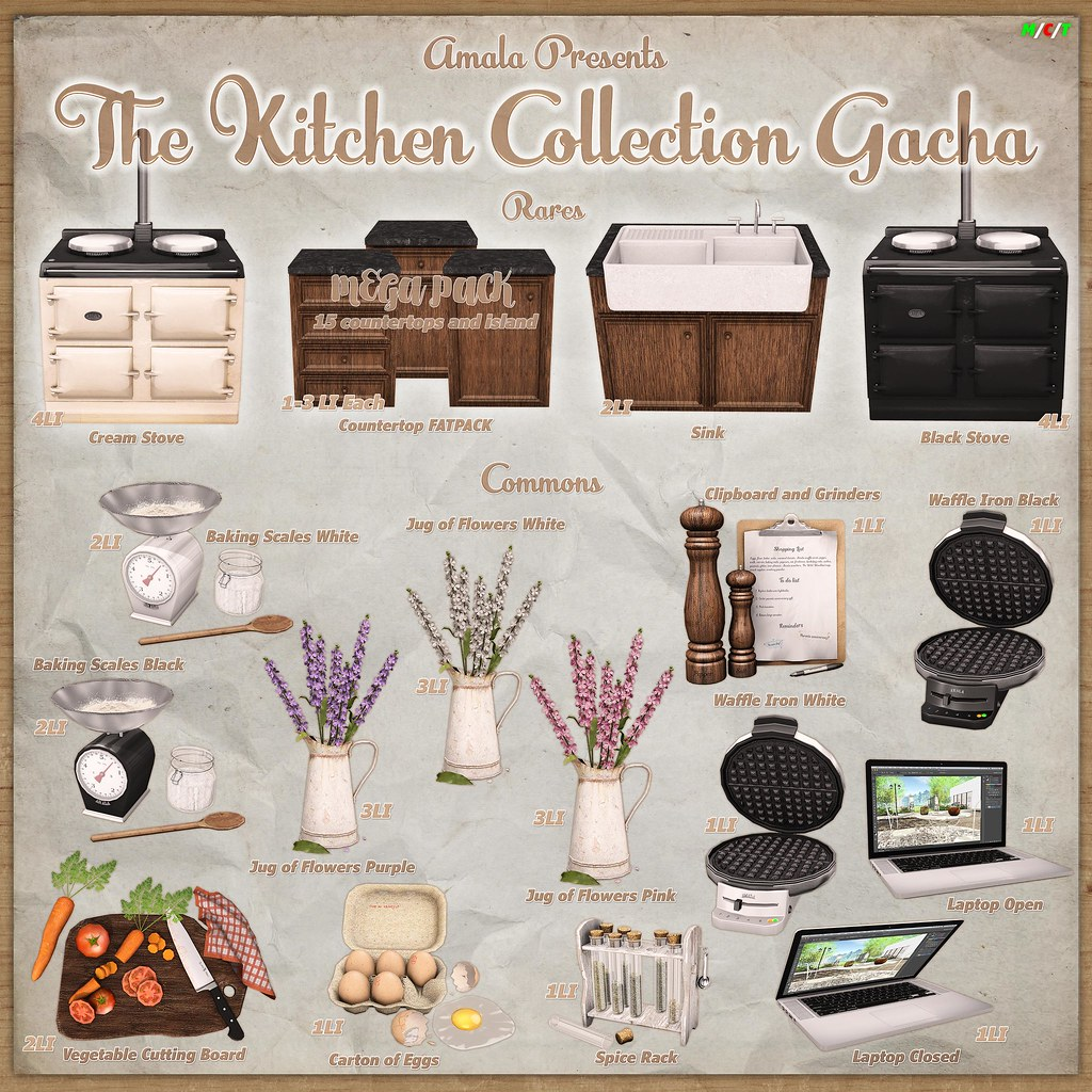amala the kitchen collection gacha the arcade my items flickr amala the kitchen collection gacha the arcade by crystal cranberry