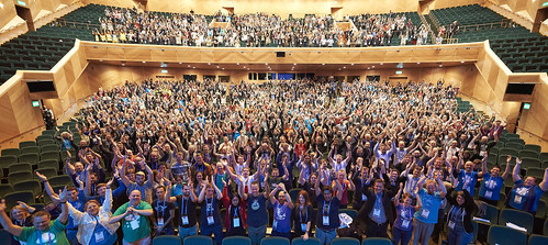 DrupalCon Dublin 2016 Official Group Photo | by Drupal Association