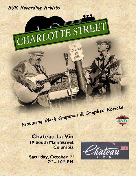 Charlotte Street 10-1-16