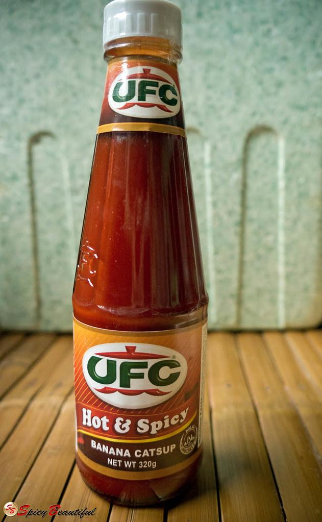 Ufc Hot Spicy Banana Catsup Jpg Spicy Beautiful Flickr