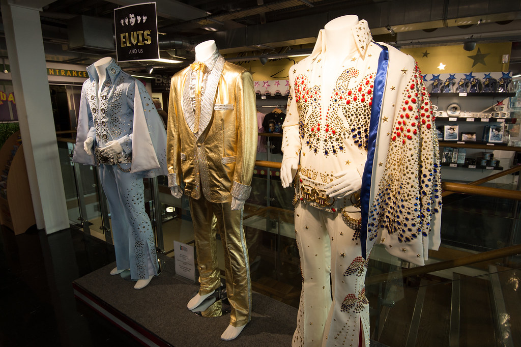 Day 2: Costumes of Elvis Presley | The Beatles Story has