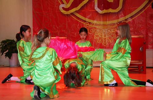 Yew Chung International School Of Beijing Chinese New Year
