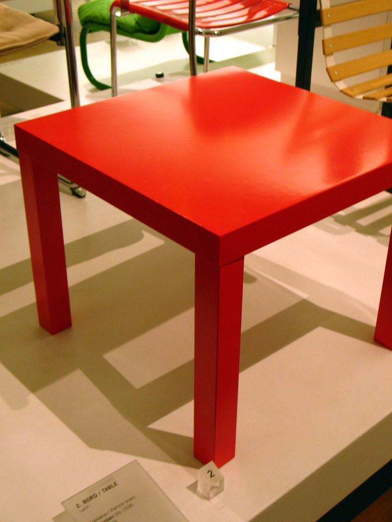 Table Lack IKEA design by Jan Hellzen 1979 Swedish  : 84932256290ede43ea50b from www.flickr.com size 768 x 1024 jpeg 230kB