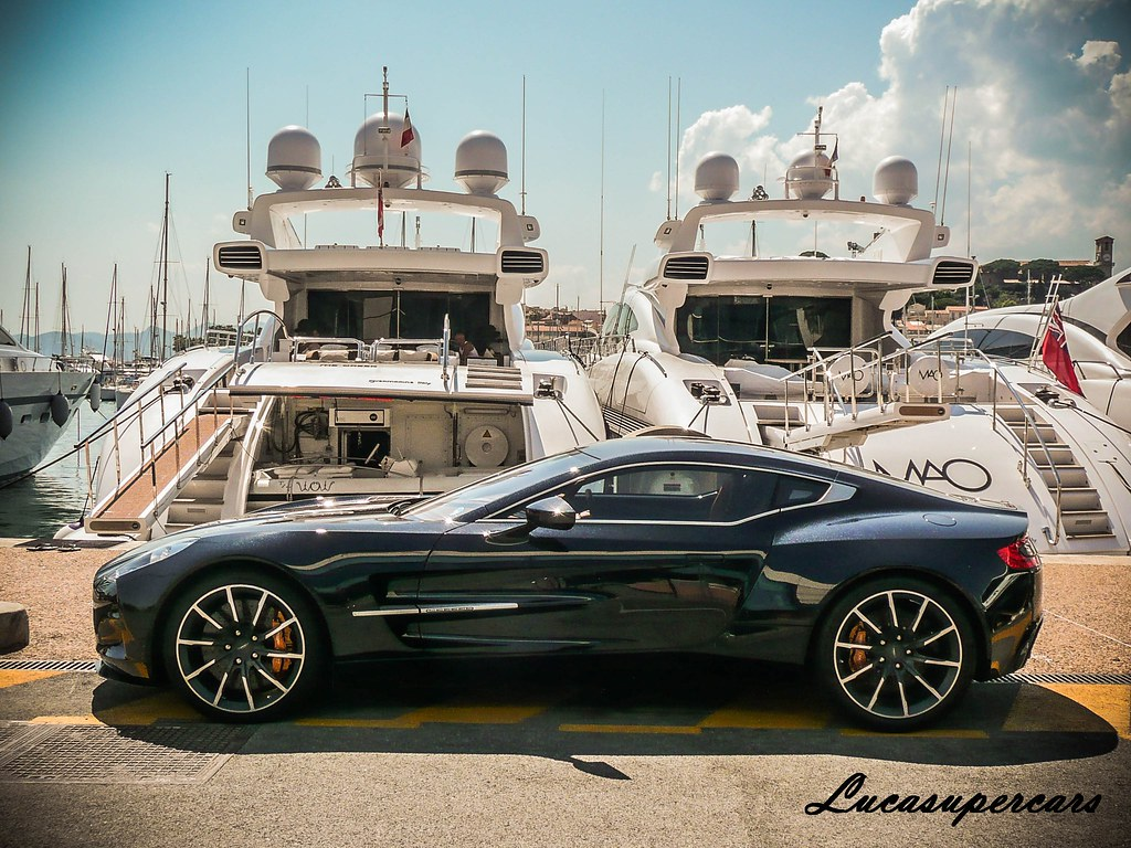 aston martin one 77 in cannes luca castaldini photography flickr. Black Bedroom Furniture Sets. Home Design Ideas
