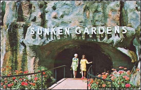 Swampy S Florida Postcards Sunken Gardens St Petersburg Flickr