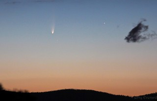 Comet PAN-STARRS March 2013 | by ijerry1