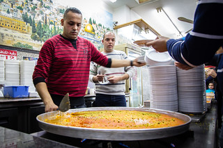 Knafeh Knafeh Knafeh - Ja'far Sweets, Jerusalem | by hjl