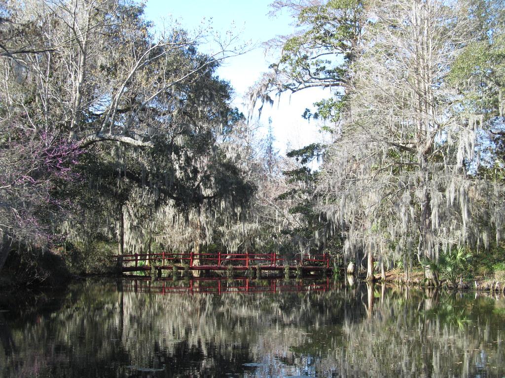 Magnolia Plantation And Gardens Charleston South Caroli Flickr
