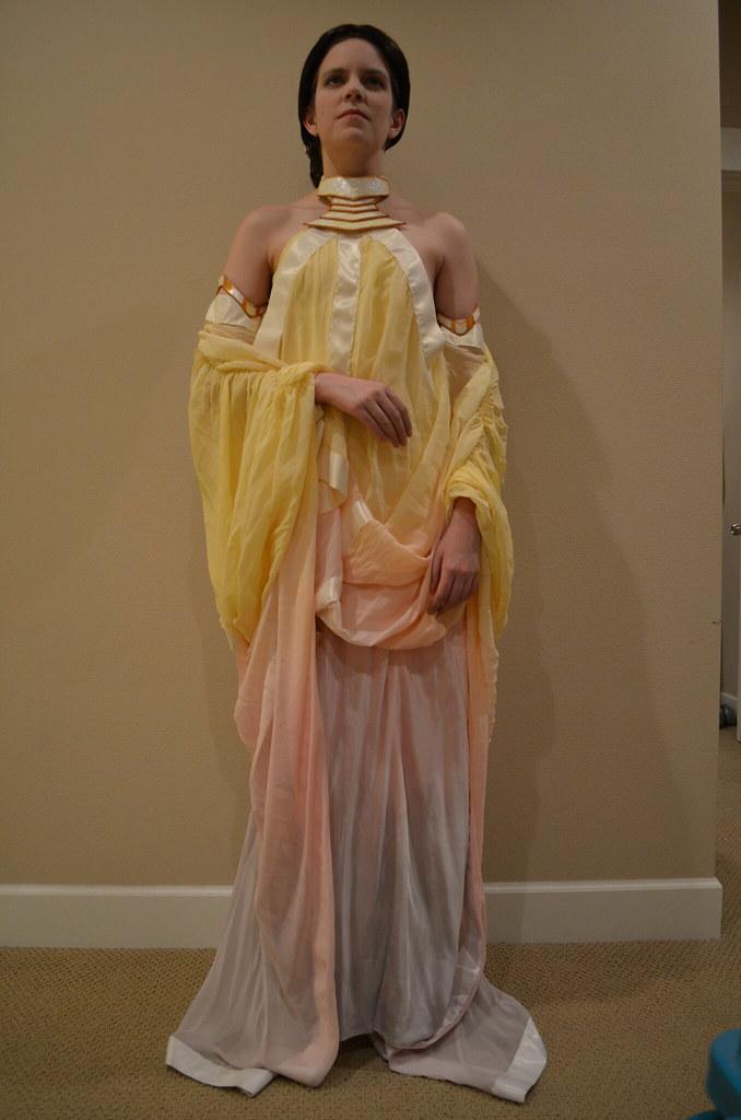 Senator Padmé Amidala, pastel lake gown   tereshkova2001   Flickr