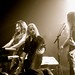 Tuomas Holopainen, Emppu Vuorinen NIGHTWISH Melbourne Australia