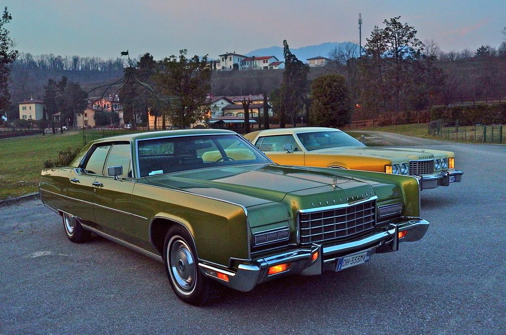 70s Luxury Party 73 Mercury Marquis Brougham 429 73