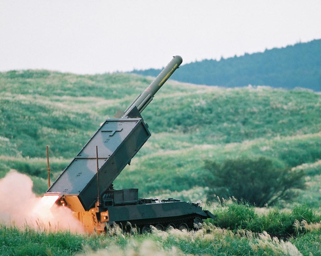 92式地雷原処理車