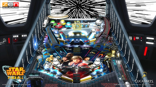 Zen Pinball 2: Star Wars Pinball | by PlayStation.Blog