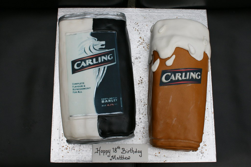 Beer Can Cake Diy