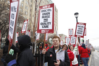St. Louis Picket - NNOC-MO | by National Nurses United