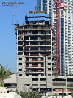 Dubai Marina construction photos,Dubai,UAE , 29 March 2013 | by imredubai