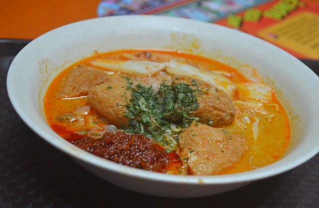 laksa singapore food