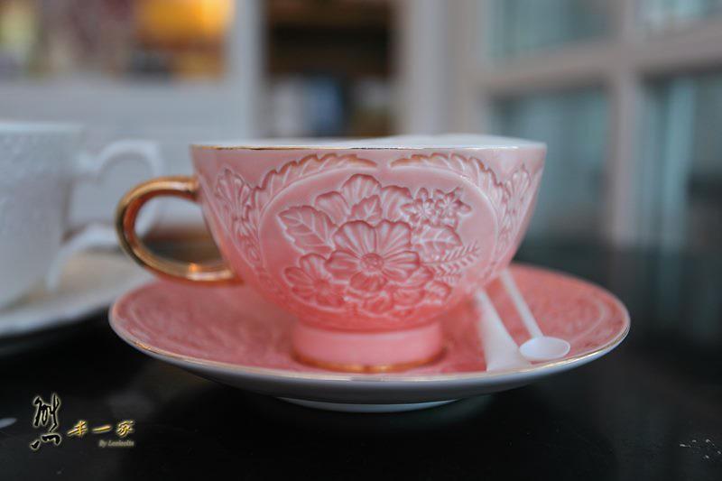 花蓮隱藏版貴婦下午茶|翔飛點心小棧|手作黏土
