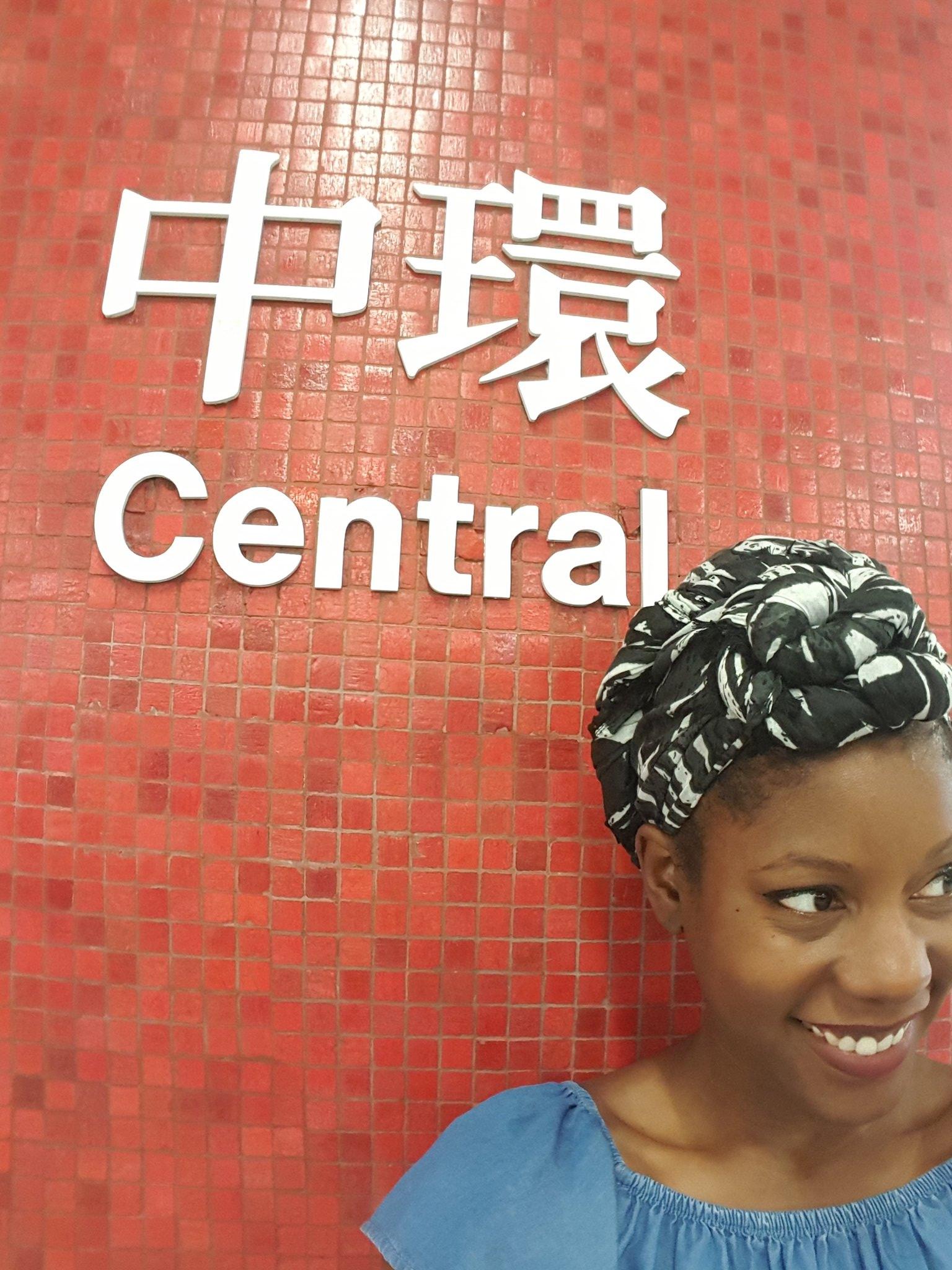 black expat in hong kong african american