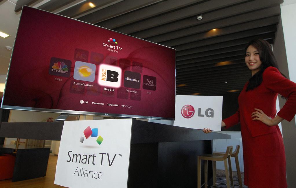 LG전자 스마트TV 얼라이언스, 거대 연합체로 '급부상'  LG ...