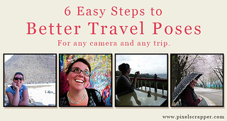 6 Steps to Better Travel Poses | by Chasing Donguri