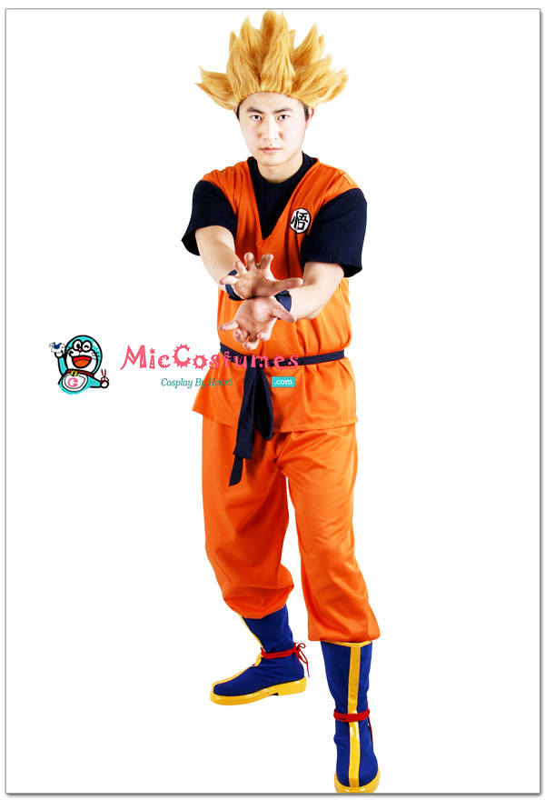 Dragon Ball Son Goku Cosplay Costume | Costume from ...