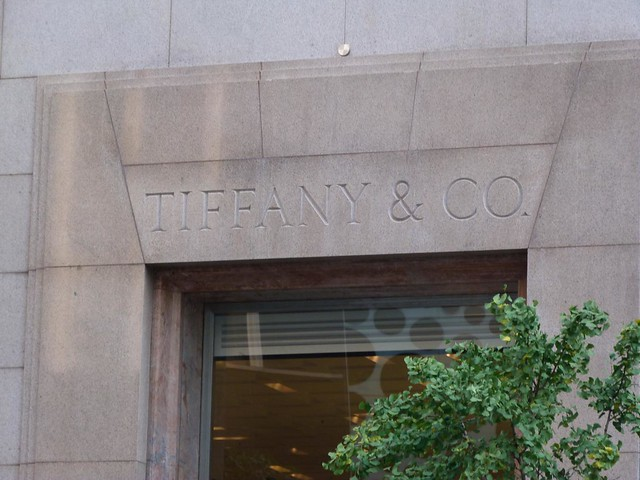 Tiffany & Co, el escaparate de Desayuno con diamantes