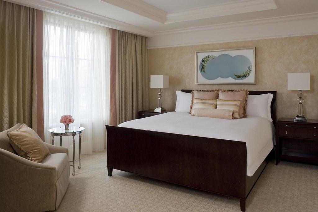 the st regis atlanta st regis suite bedroom st regis