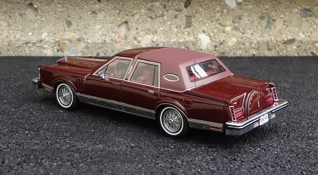 1980 lincoln continental mark vi sedan issued by neo. Black Bedroom Furniture Sets. Home Design Ideas