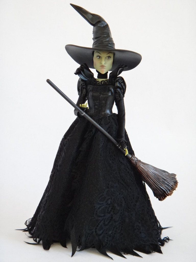Wicked Witch of the West 11.5'' Doll - Oz The Great and Po… | Flickr