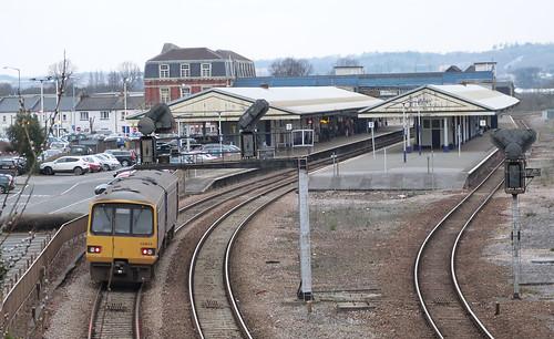 Newton Abbot station   phillisca   Flickr
