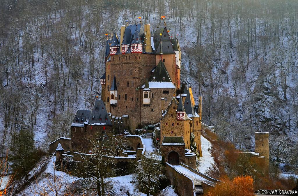Burg eltz castle eltz germany one of the many - Cochem alemania ...