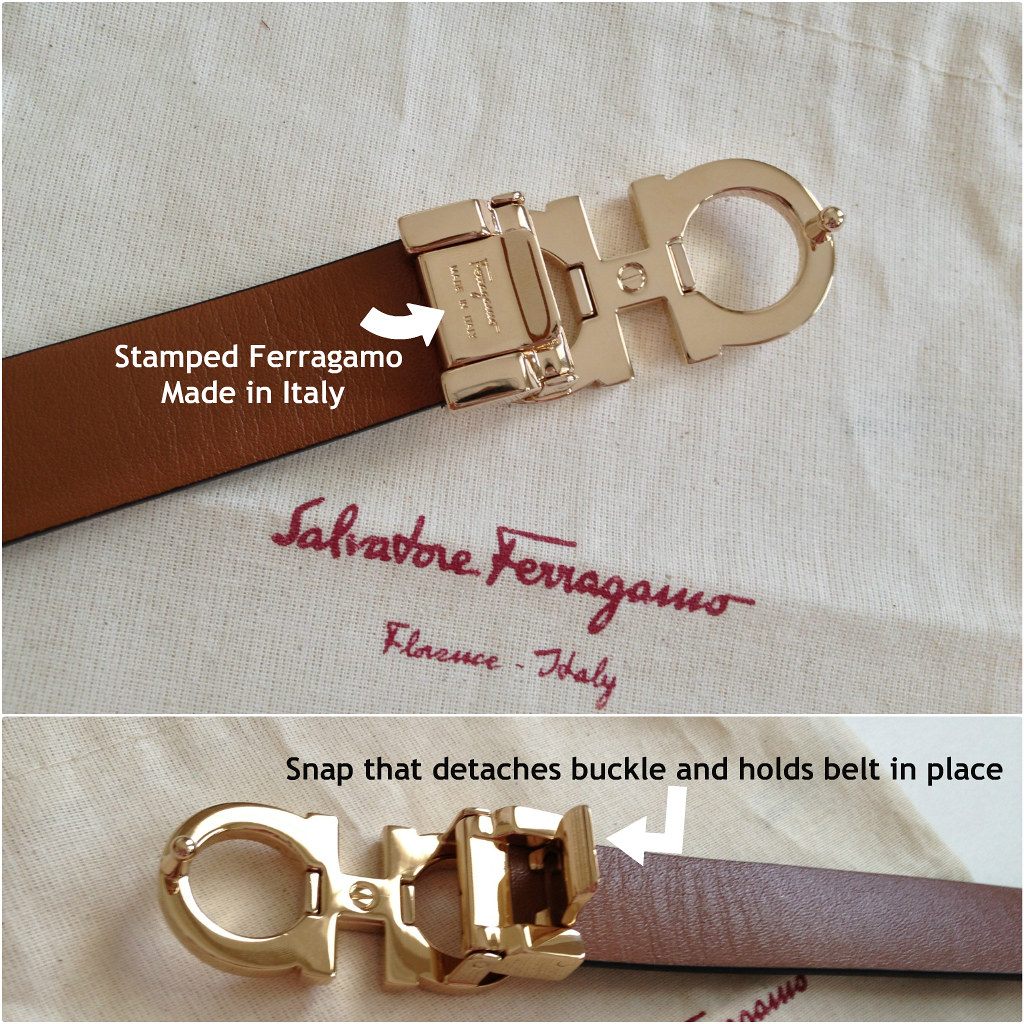 How To Tell If A Ferragamo Belt Is Real >> Authentic Ferragamo Belt Italy 6d179 3c0f7