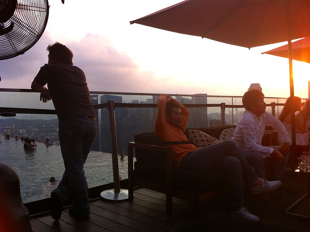 Marina Bay Sands  Sky Bar