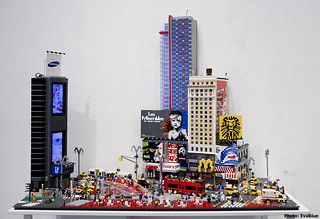 times square - lego - art director's club - nyc - 01 | by Eva Blue