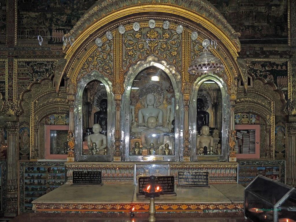 Delhi Shri Digambar Jain Lal Mandir N0259   HereNow4U   Flickr