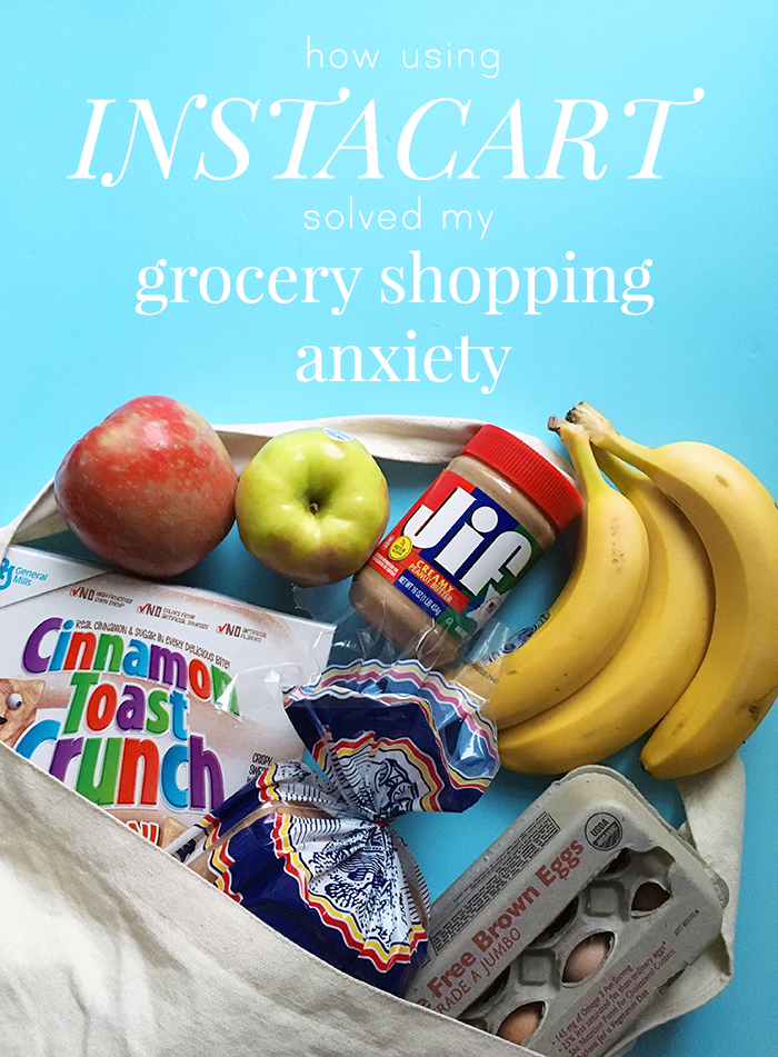 instacart grocery shopping service