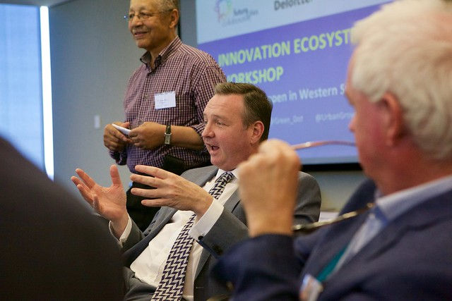 Innovation Ecosystems Workshop - Making it Happen in Western Sydney